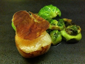 Coquille & sprouts ©Be-Gusto