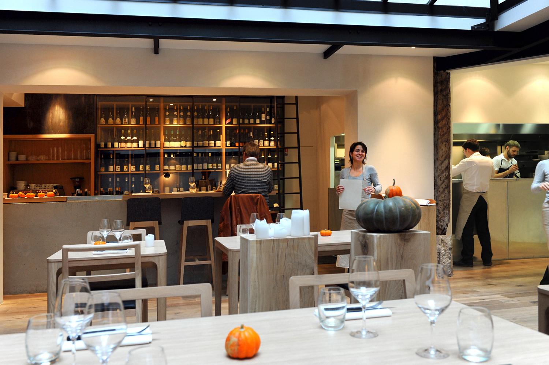 Restaurant Saturne Paris